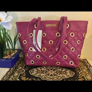 Berry Kenneth Cole Reaction Purse